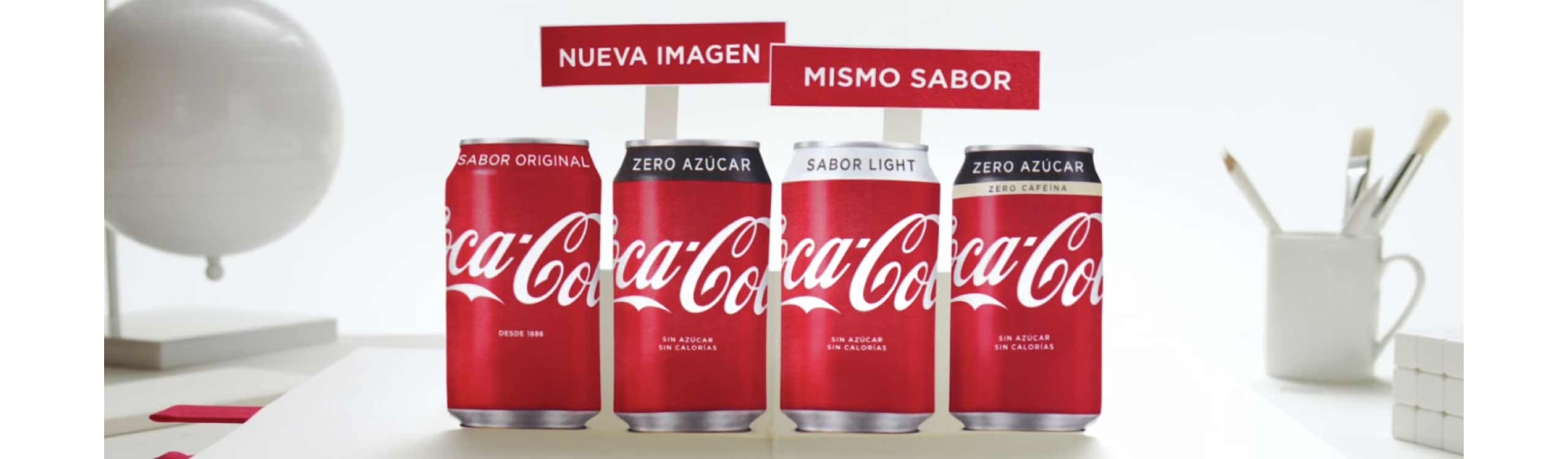 coca-cola estrena nuevo packaging destacado