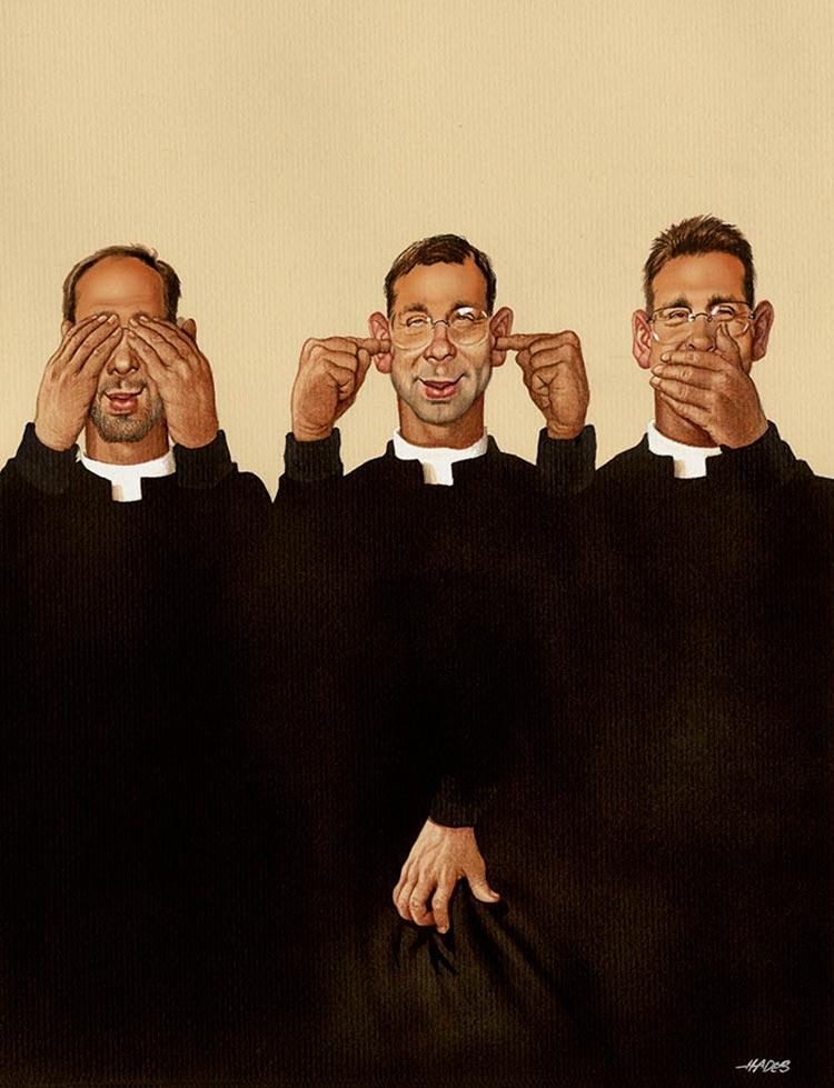 ilustraciones gerhard haderer mis gafas de pasta03