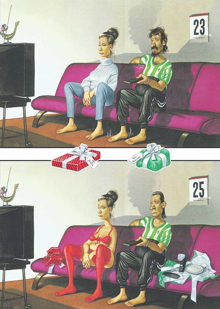 ilustraciones gerhard haderer mis gafas de pasta12
