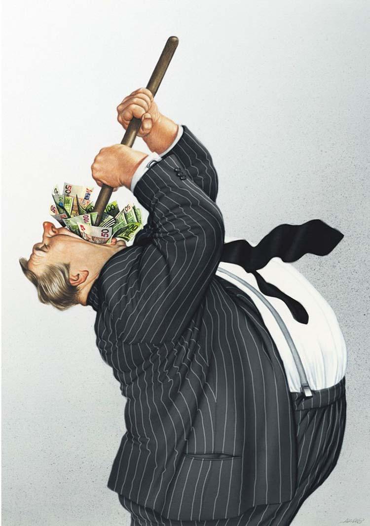 ilustraciones gerhard haderer mis gafas de pasta16