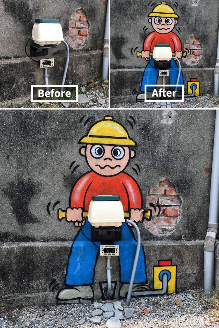tom bob street art mis gafas de pasta09